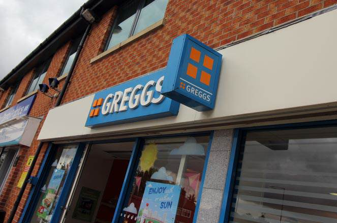 4b6cd82f2ce48 Greggs pre-tax profits up to £25.6m in first half year
