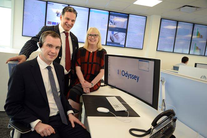 Odyssey-Office opening