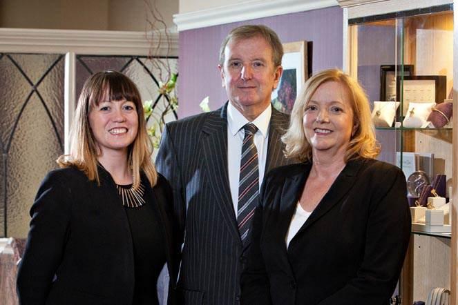 Louise Anderson, Crake and Mallon