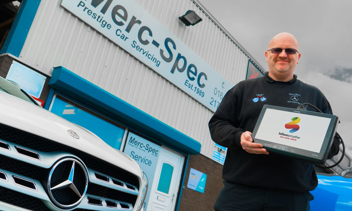 Middlesbrough garage owner gets ready to 'hit the road' - Tees Business