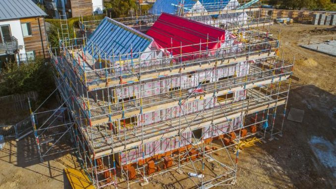 Tees firm lays the foundations for innovative UK housing project