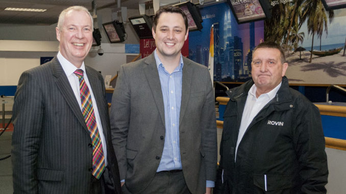 Airport goes local again with two Tees contractors - Tees Business