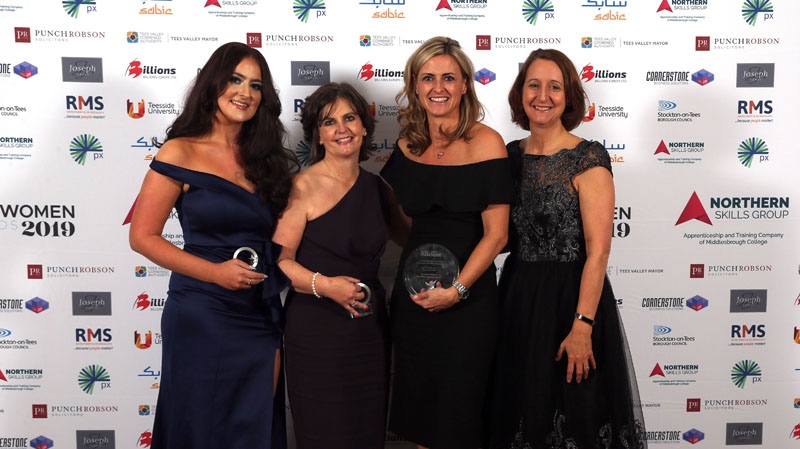 Tees Businesswomen Awards 2019 – winners' roll call - Tees
